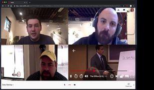 Netflix Hangouts to sposób, by oglądać Netfliksa w pracy