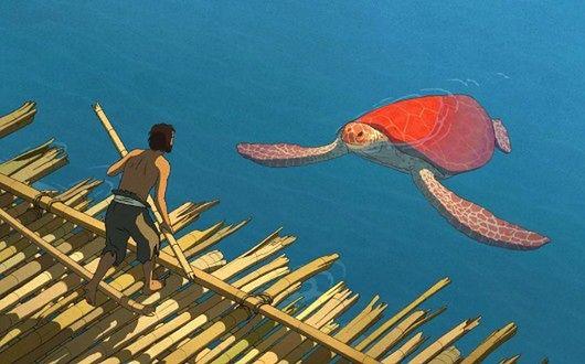 """""""Czerwony żółw"""": poznaj 5 powodów, dla których trzeba obejrzeć ten niezwykły film. W kinach od 23 czerwca [WIDEO]"""