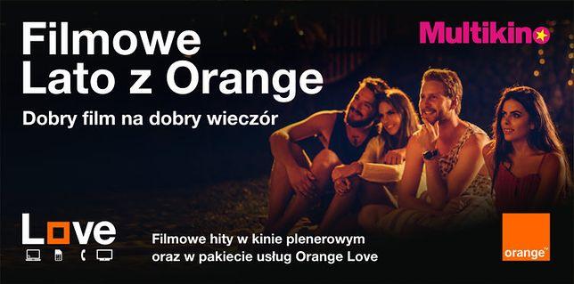 Filmowe Lato z Orange i Multikinem - najdłuższa filmowa przygoda wakacji