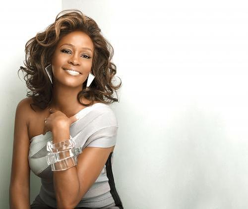 Whitney Houston fot. Sony Music Whitney Houston fot. Sony Music