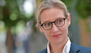 """Alice Weidel ma łatkę """"tej rozsądnej"""" w AfD."""