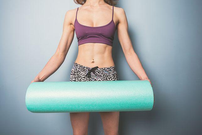 Piankowe rollery - nowy hit w świecie fitness