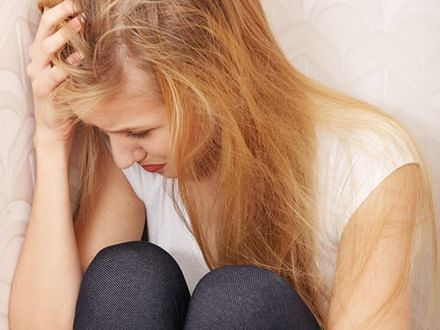 Kobiece hormony mogą sprzyjać problemom psychicznym