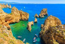 Algarve - rodzinne wakacje w Portugali