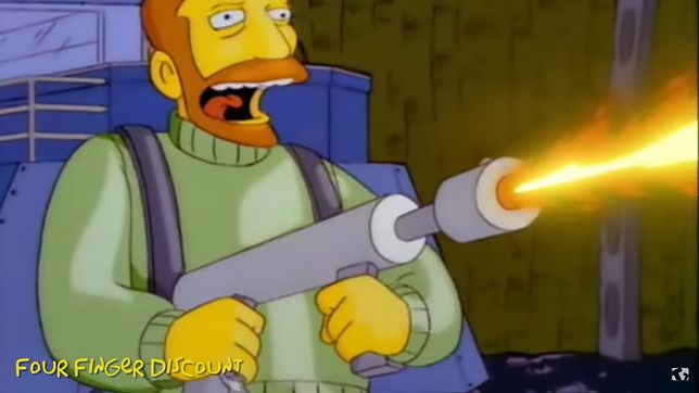 Elon Musk przyznaje na Twitterze, że jest jak Hank Scorpio z Simpsonów