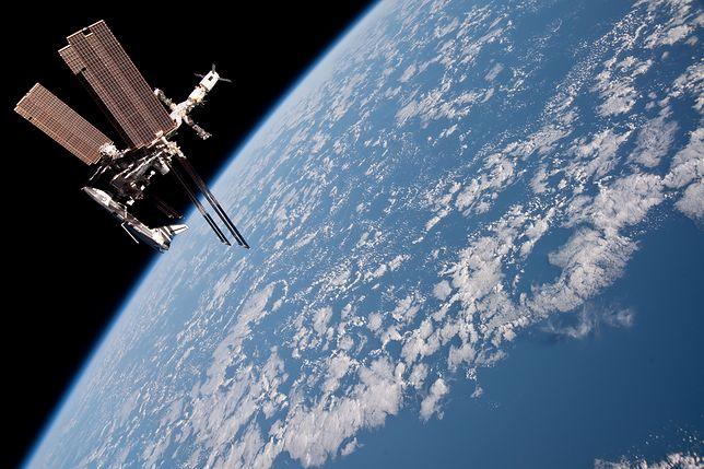 NASA: Oglądaj na żywo start Sojuza. Astronauci lecą na Międzynarodową Stację Kosmiczną [Wideo]