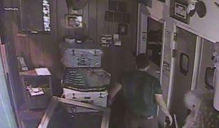 Włamał się do sklepu i zasnął - obudziła go policja