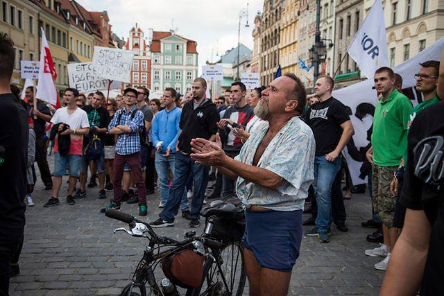 Marsz przeciwko islamizacji Europy