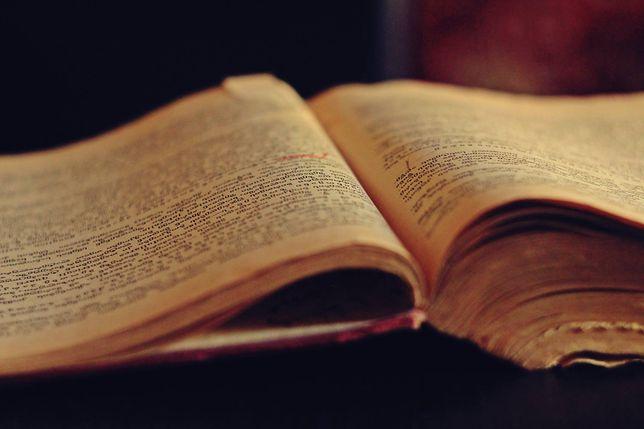 Książka - zdjęcie ilustracyjne