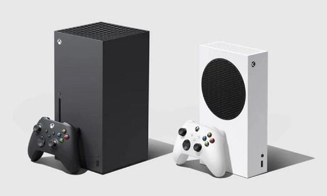 Xbox Series X oraz Xbox Series S