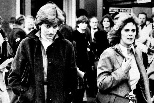 Lady Diana i Camilla Parker Bowles