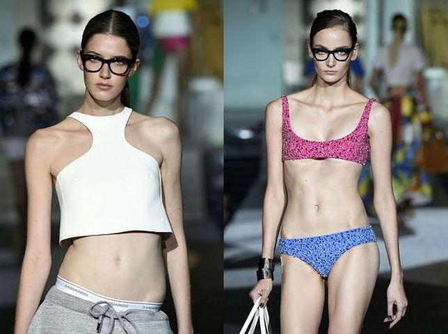 Świat mody nie chce regulacji dotyczących wagi modelek