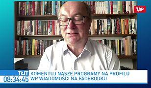 Zamęt po wpisie Krystyny Pawłowicz przed meczem Polaków. Włodzimierz Czarzasty: bezsensowna wypowiedź