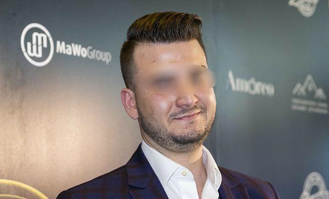 Były rzecznik MON Bartłomiej M.