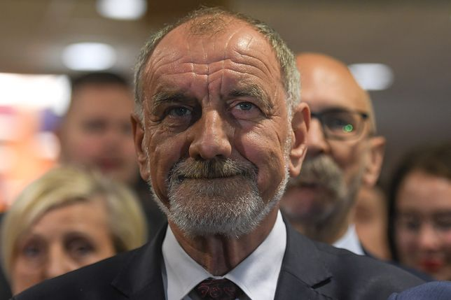 Jan Tadeusz Duda jest przewodniczącym sejmiku małopolskiego