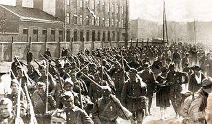 Ogromną rolę podczas Bitwy Warszawskiej odegrała piechota