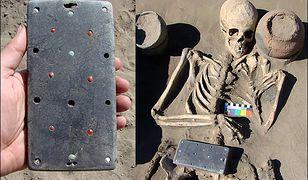 Znalezisko przypomina starożytną wersję iPhone'a
