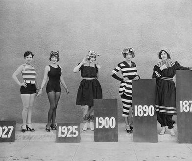Letnia moda sprzed wieku. Sprawdziliśmy, jak zmieniały się wakacyjne stroje