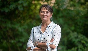 Żona prezydenta Poznania Joanna Jaśkowiak zaproponowała, że pożyczy rower minister Jadwidze Emilewicz