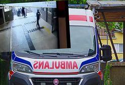 Poznań. Kobieta z dzieckiem w wózku spadła z ruchomych schodów