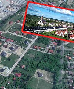 Barlinek. Mieszkańcy chcieli czarnych dachów, teraz muszą je wymieniać