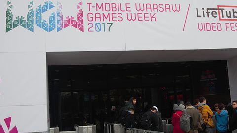 Warsaw Games Week rozpoczęte, ruszamy z relacją #WGW