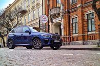 Test BMW X5 xDrive45e: Systemy wsparcia, audio Harman Kardon i napęd hybrydowy - Fot. Kamil Rogala