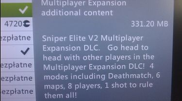 Święto camperów - Sniper Elite v2 wreszcie z multiplayerem na konsolach