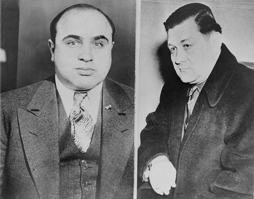"George ""Bugs"" Moran - wielki rywal Ala Capone"