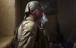 Ulubione używki amerykańskich żołnierzy