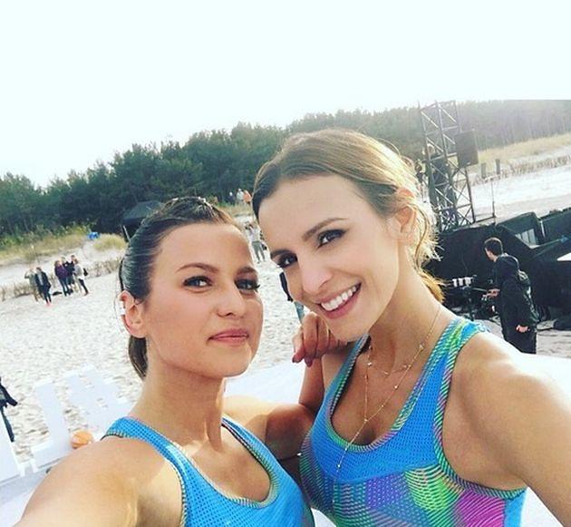 Anna Lewandowska, Sara Boruc
