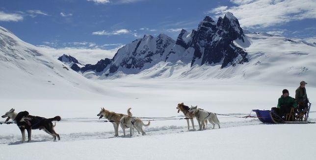 Alaska, tylko dla prawdziwych twardzieli!