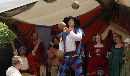 Średniowieczne zawody wracają do łask