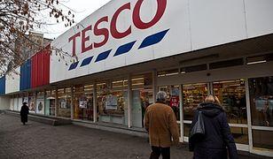 Związki zawodowe nie dogadały się z Tesco