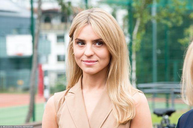 Kasia Tusk pokazała pokoik dla córki