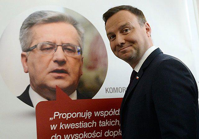Wałęsa podaje nogę, Tusk ocenia. Historia debat politycznych