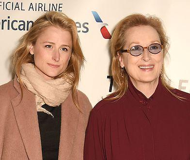 Meryl Streep i jej najstarsza córka Mamie Gummer w 2015 roku