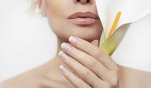 Klasyczny manicure jest skromny, ale też bardzo elegancki