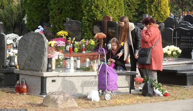 Wszystkich Świętych na Cmentarzu Północnym w Warszawie