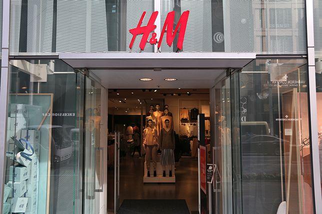 Black Friday - promocje w H&M.