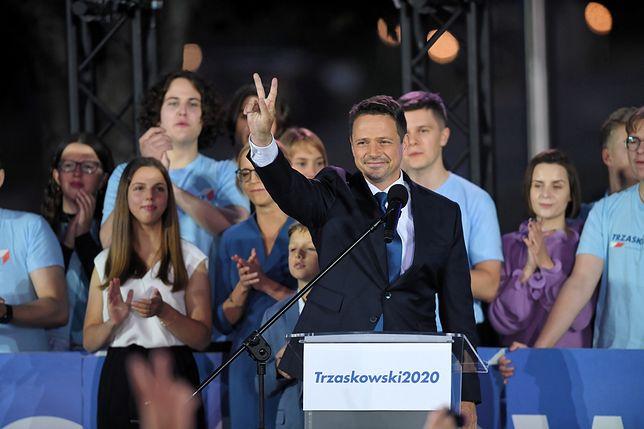 Rafał Trzaskowski zdobył większość głosów w województwie pomorskim. Wybory 2020