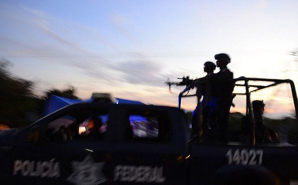 Meksykańska policja federalna