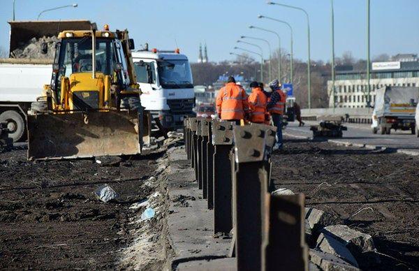 Kilkanaście miesięcy bez mostu Łazienkowskiego. Koszt remontu: 500 milionów zł