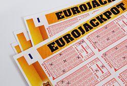 Wyniki Eurojackpot. Kumulacja rośnie dalej