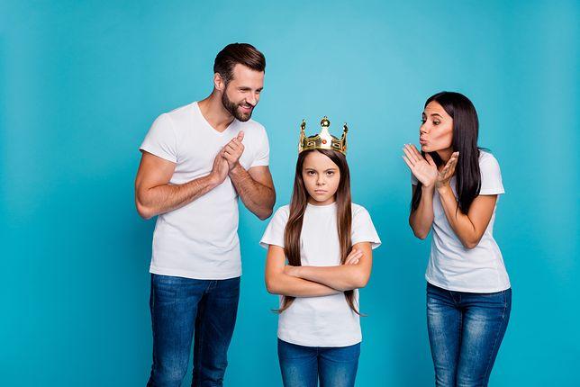 Rozpieszczone dziecko - jak postawić na swoim?