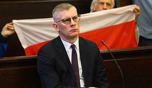 Cenckiewicz przeprosił Nitrasa. Burza w sieci