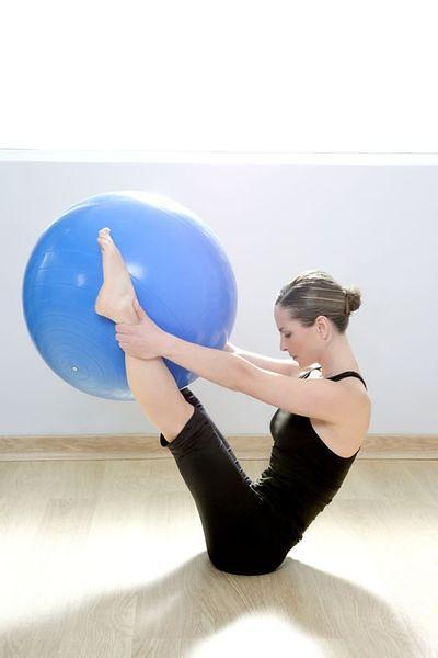 Cel 3: trening mięśni brzucha i pilates