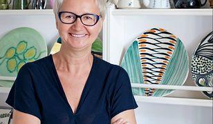 Beata Bochińska jest historyczką designu i kolekcjonerką.
