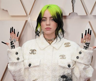 HOLLYWOOD, CALIFORNIA - FEBRUARY 09: Billie Eilish attends the 92nd Annual Academy Awards at Hollywood and Highland on February 09, 2020 in Hollywood, California. (Photo by Jeff Kravitz/FilmMagic)