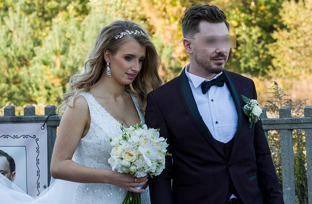 Daniel M. poślubił Ewelinę podobno pod naciskiem jej rodziców